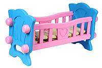 "Игрушка ""Кроватка для куклы ТехноК"", арт. 4173"