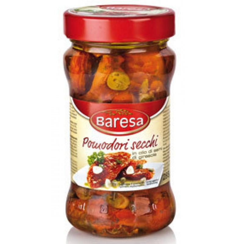 Томаты консервированные Baresa вяленые в масле 285 г