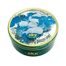 Леденцы Sky Candy Eis Bonbons Ice Candies 200г, фото 2