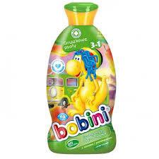 Шампунь+гель для душа Bobini 400ml в ассортименте
