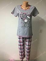 Жіноча піжама TCL  одяг  піжама женская пижама одежда  пижама ЖП-16