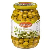 Оливки Baresa зеленые 950 г