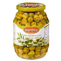 Оливки Baresa зеленые 950 г, фото 2