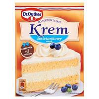 Крема для тортов Dr.Oetker в ассортименте 120г