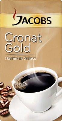 Кофе молотый Jacobs Cronat Gold 500 g  (Польша)