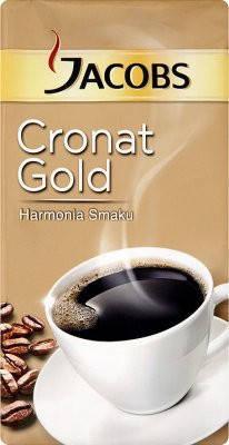 Кофе молотый Jacobs Cronat Gold 500 g  (Польша), фото 2