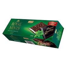 Шоколадные конфеты Royal Mints с мятой 200 г