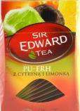 Чай Sir Edward Tea Pu-Erh 20 пакетов