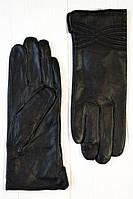 """Женские перчатки из натуральной кожи в подарок от магазина меховых изделий """"Соболини"""""""