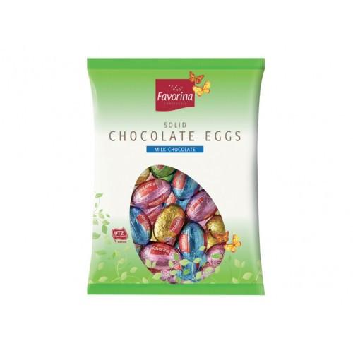 Шоколадные яйца Favorina 200г