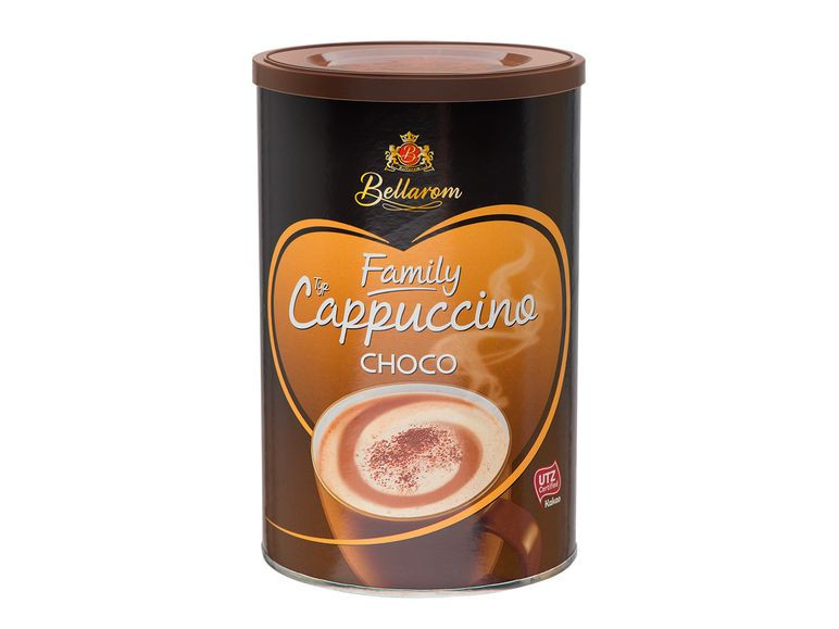 Капучино Bellarom family Choco со вкусом шоколада 500 г