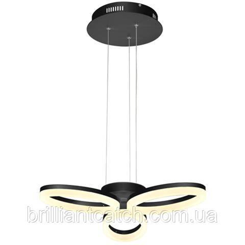 Люстра LED ELEGANCE-24 black