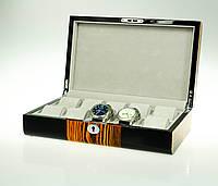 Деревянная шкатулка для часов Salvadore 80510ZSBG на 10 отделений