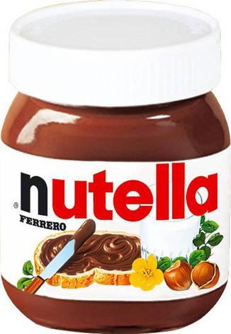 Шоколадно-ореховая паста Nutella 500 г, фото 2