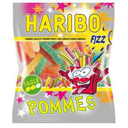 Жевательные конфеты Haribo Pommes 200г