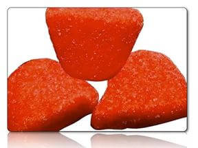 Жевательные конфеты Haribo Primavera Erdbeeren 200г, фото 2
