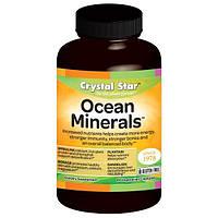 Crystal Star, Океанические минералы, 60 вегетарианских капсул