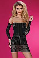 Элегантное платье-сетка Paolina от TM Livia Corsetti (Польша) Размер S/L