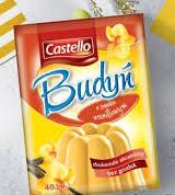 Пудинг Castello Budyn o smaku waniliowym 40 г