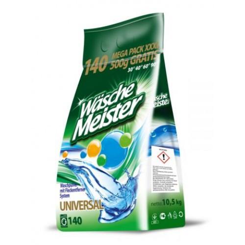 Порошок для стирки Wasche Meister uneversal 140ст 10,5кг