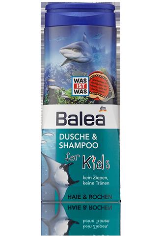 Гель для душа Balea for Kids Wale&Delfine 300 мл