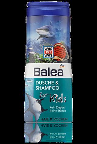 Гель для душа Balea for Kids Wale&Delfine 300 мл, фото 2