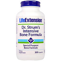 Life Extension, Dr. Strums Intensive Bone Formula, 300 Capsules