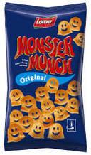 Чипсы Lorenz Monster Munch Original 75 г