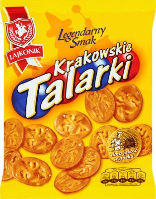 Печенье Lajkonik Talarki 200 г, фото 2