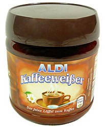 Сухие сливки Aldi Kaffeeweiber 250 г, фото 2