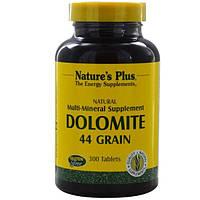 Natures Plus, Доломит, 44 грана, 300 таблеток