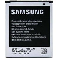 Аккумулятор для Samsung S7562, I8160, I8190, S7270, G310, G313 оригинальный, батарея EB425161LU