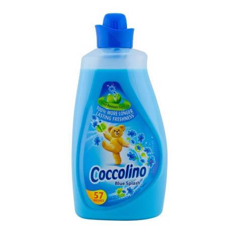 Кондиционер для белья Coccolino Blue Splash 2л, фото 2