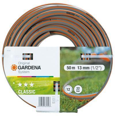 """Шланг Gardena Classic 1/2"""" 50 м"""