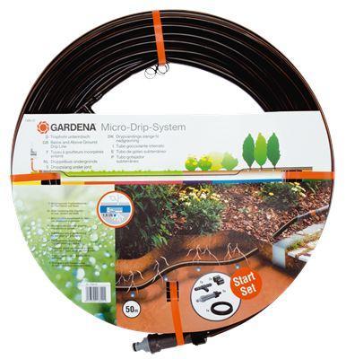 Шланг Gardena сочащийся 13,7 мм (50 м) - комплект для удлинения