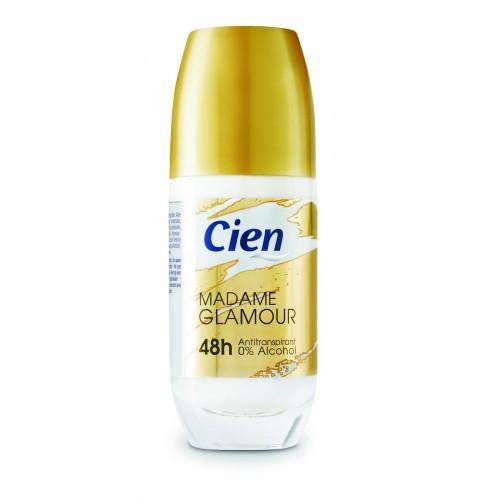 Дезодоран шариковый  Cien Madam Glamour 50ml