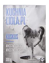 Крупа кускус Kuchnia lidla.pl Kuskus 300 г