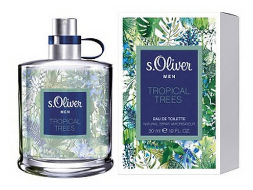 Туалетная вода  s Oliver Tropical trees men 30 мл, фото 2