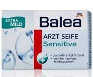 Мыло кусковое Balea Arzt Seife Sensitive 100г