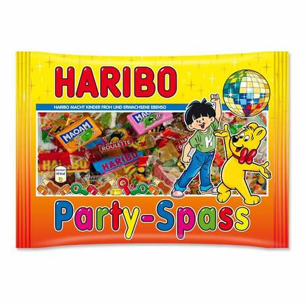 Жевательные конфеты Haribo Party-Spass 425 г, фото 2