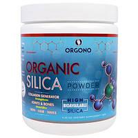 Silicium Laboratories LLC, Orgono, органический порошок диоксида кремния, 4,23 унции (120 г)