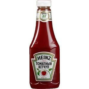 Кетчуп Heinz нежный 1л