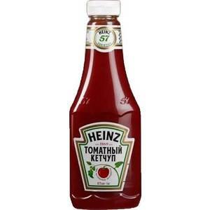 Кетчуп Heinz нежный 1л, фото 2