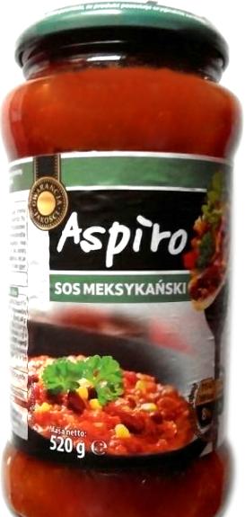 Соус Aspiro sos meksykanski 520 г