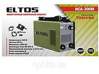 Инверторный сварочный аппарат Eltos ИСА-300М в Украине