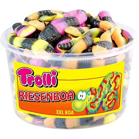 Жевательные конфеты Trolli Питоны 960г, фото 2