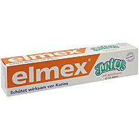 Зубная паста Elmex Junior 6-12 лет 75 ml