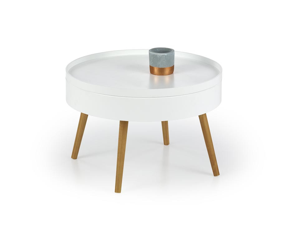 Деревянный столик STARLET (Halmar)