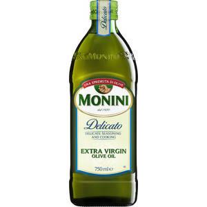 Оливковое масло Monini Delicato 1л, фото 2