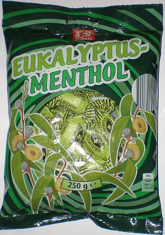 Леденцы Nord Fresh Eukalyptus-Mentol 250 г, фото 2